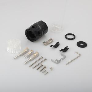 Image 5 - Viborg VE503R + VF503R 99.99% Đồng Nguyên Chất Trong Suốt Mạ Rhodium Schuko EU Âm Thanh Hifi Cáp Extenstion Adapter Cắm