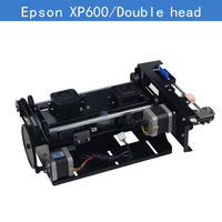 XP600 cleaning station Eco solvent xp600 double head capping station xp600 pump assembly