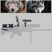 Купить с кэшбэком Best Hunting optics sight Carl Zeiss 4-16X40AOMC Infrared night vision riflescope with Battery Flashlight and monitor