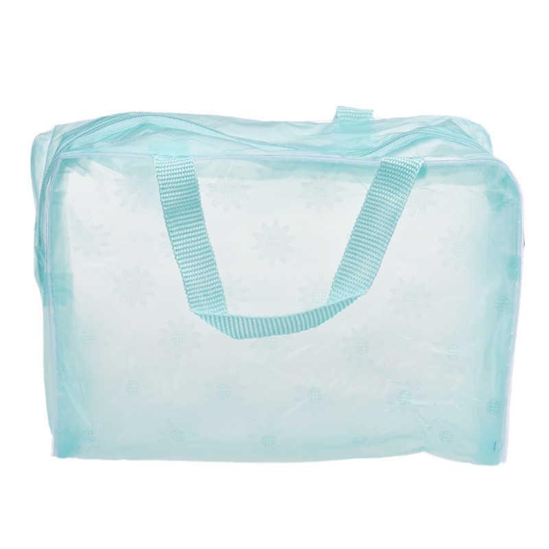 Aelicy 2019 موضة جديدة مقاوم للماء المحمولة ماكياج التجميل أدوات الزينة السفر ماكياج التجميل غسل الحقيبة المنظم حقيبة 1118