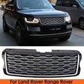 2018 версия подходит для Land Rover Range Rover 2013 2014 2015 2016 2017 передняя решетка
