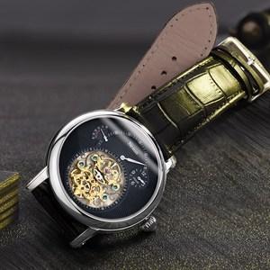 Image 5 - Switzerland Luxury Brand Nesun Hollow Tourbillon Watch Men Automatic Mechanical Mens Watches Sapphire Waterproof clock N9081 4