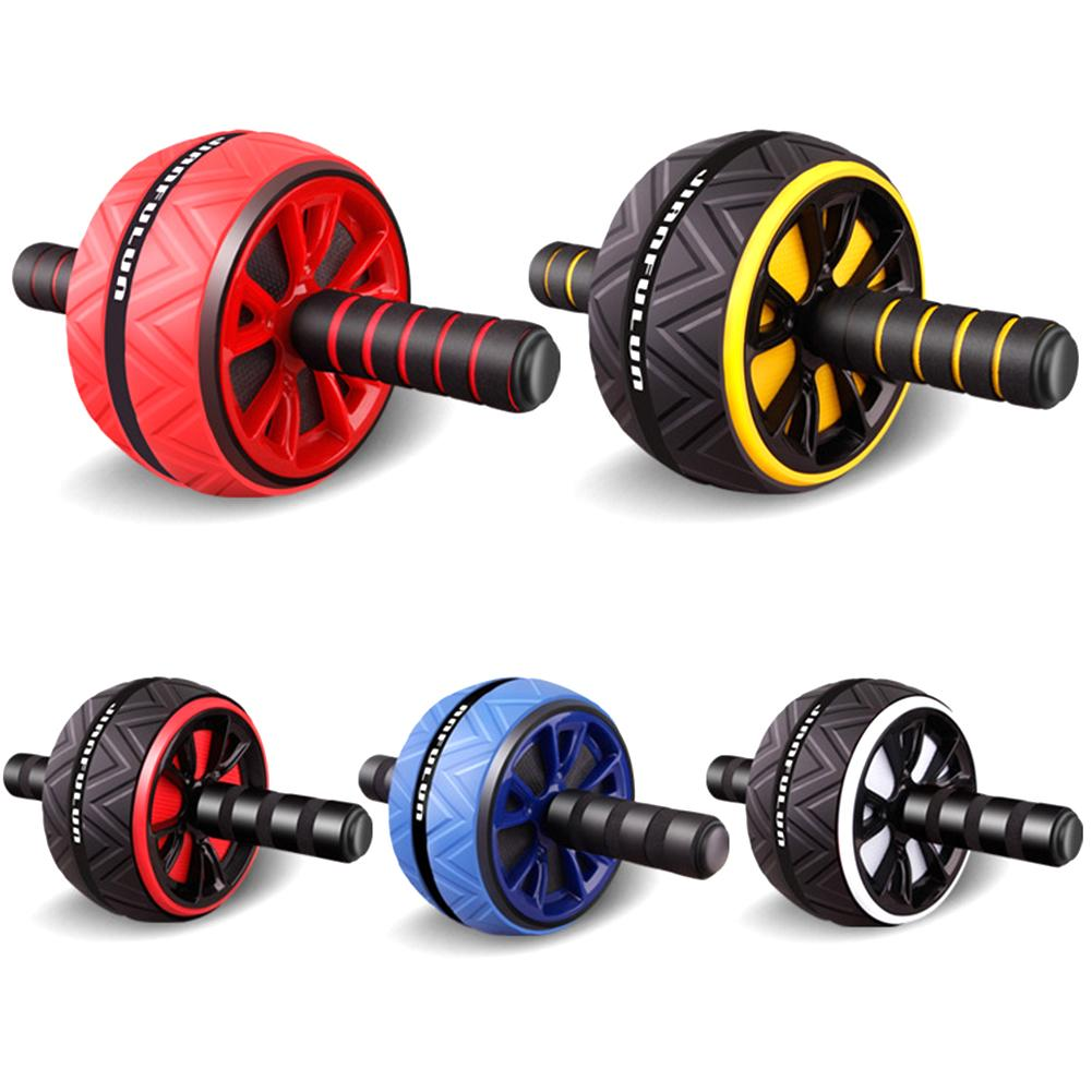 Abdominal Press Wheel Roller Muscle Exercise Equipment Wheel Abdominal Power Wheel Ab Roller For Arm Waist Leg Exercise