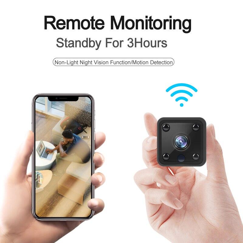 Jennov Home Security Wireless Camera IP 1080P 2MP HD Video Surveillance Camera Mini CCTV Camara Wifi Baby Monitor Move Detection