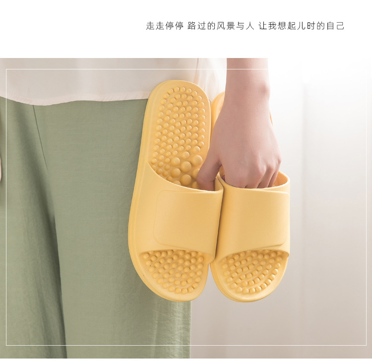 Chinelos Femininos Fundo Macio Casa de Banho