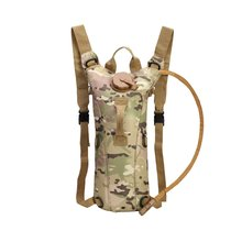 Water Bag Backpack Outdoor Military Camouflage Bicycle Riding Sports 3L Liner Wild Tactical hot