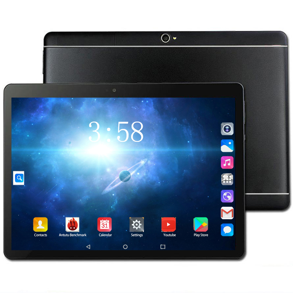 2020 Fast Shipping 10 Inch Tablet PC 10 Core 6GB RAM 128GB ROM Dual SIM 4G Lte Cell Phone Tablets Rugged 1920*1200 FHD Screen