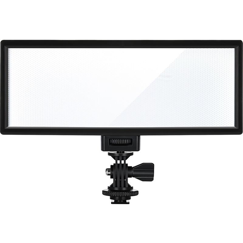 viltrox l132t led light - Viltrox L132T LED Video Light Ultra Thin LCD Display Bi-Color & Dimmable DSLR Studio Light Lamp Panel for Camera DV Camcorder