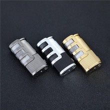 High-grade Metal Firepower Three Turbo Torch Lighters Smokin