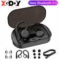 XGODY BE1018 беспроводные наушники Bluetooth 5 0 с шумоподавлением TWS наушники с зарядным боксом микрофон наушники для телефона