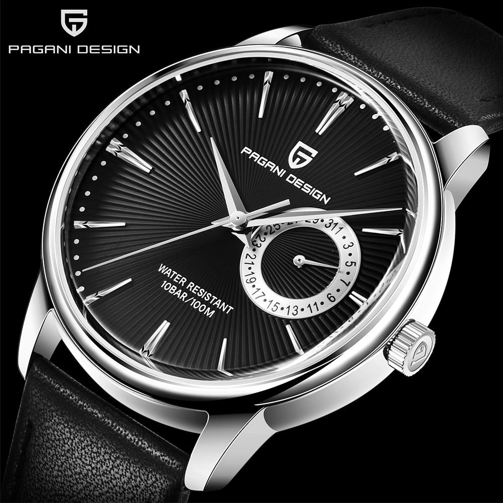 PAGANI DESIGN Brand Fashion Casual Sports Watch Men Military Watch Relogio Masculino Men Watch Luxury Waterproof Quartz Watch