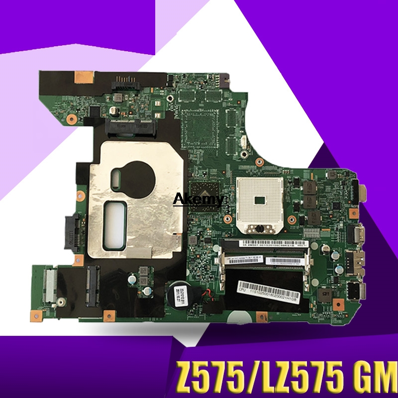 10337-1 LZ575 MB Mainboard For Lenovo Z575 LZ575 Motherboard 10337-1 LZ575 48.4M502.011 Test 100% Work