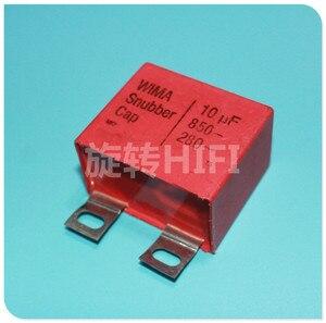 Image 1 - 2 adet kırmızı WIMA snubber mkp 10UF 850V orijinal yeni SNUBBER MKP 106/850V ses 106 sıcak satış 10 UF/850 V 280vac