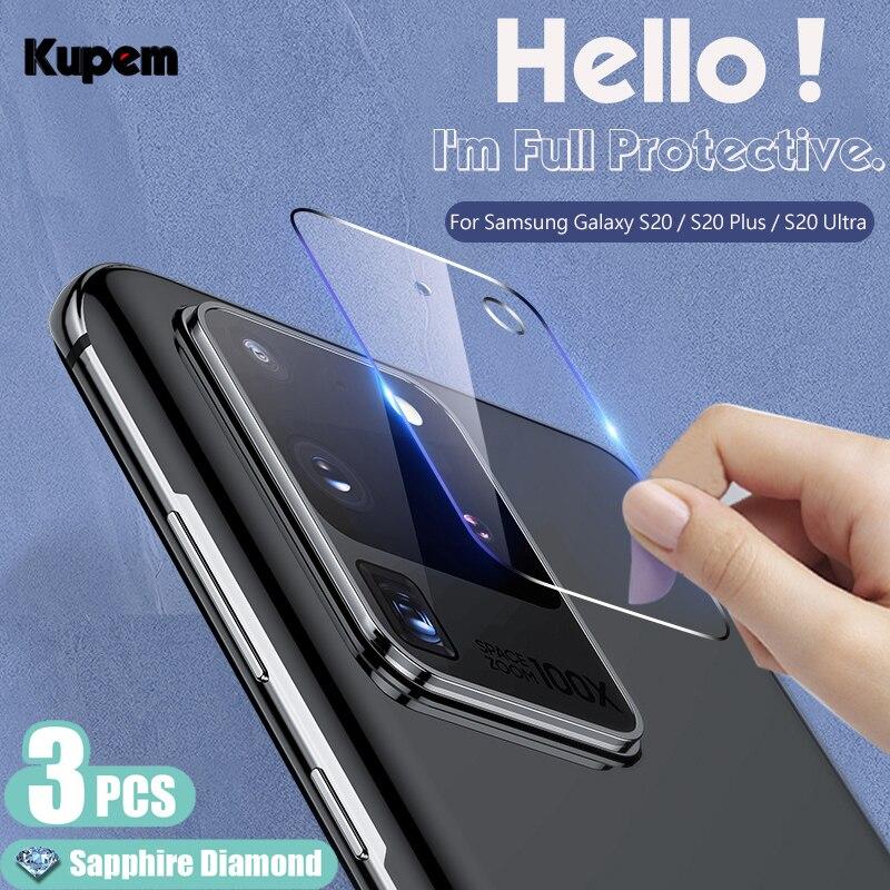 Macchina fotografica della protezione Per Samsung Galaxy S10 Più Obiettivo di Macchina Fotografica di Vetro S8 S9 Protezione Dello Schermo S20 Ultra S10e S 9 8 10 nota 10 9 s10 lite