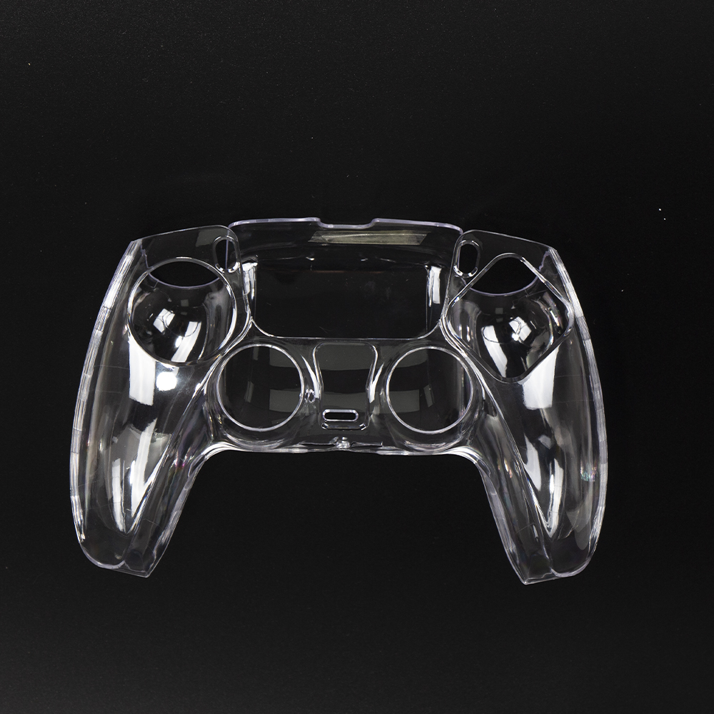 Game Skin For Sony Playstation Play Station PS 5 PS5 Controller PC Case Control Gaming Accessories Portable Transparent Shell 1
