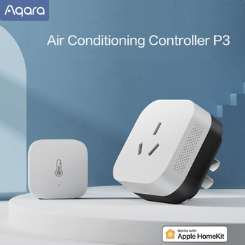 Aqara Air Conditioning Companion P3 With Temperature Humidity Sensor APP remote control ZigBee 3.0 For Xiaomi Mihome Homekit
