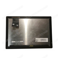 12.6 inch tablet touch screen display matrix LCD screen for ASUS