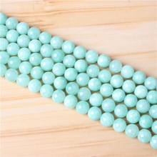 Burma Jade 4/6/8/10 mm Natural Stone Bead Round Bead Spacer Jewelry Bead Loose Beads For Jewelry Making DIY Bracelet Necklace