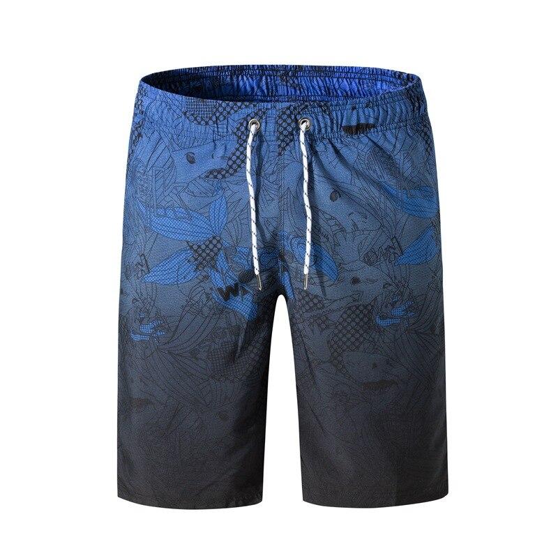 2019 New Beach   Board     Shorts   Men High Quality Surfing Swim   Shorts   Breathable Sport   Short   Male Swimwear Swimming Plus Size M-3XL