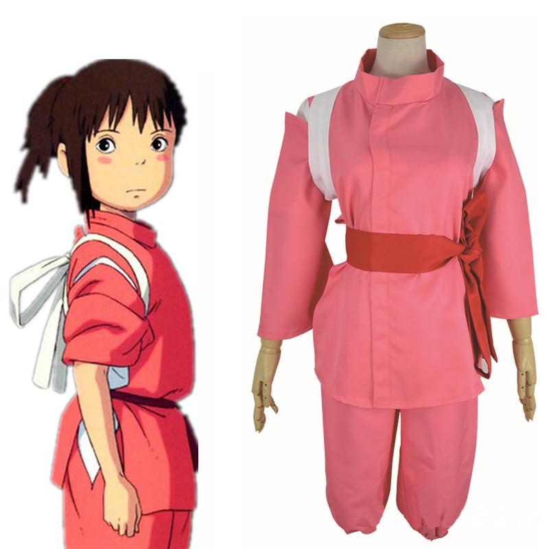 cosplay Anime Miyazaki Hayao Spirited Away Haku cosplay costume