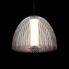 Bắc Âu Mặt Dây Chuyền Đèn Lamparas De Techo Colgante Moderna Lustre Nhà Thiết Kế Đèn LED Đèn Suspendus Trang Trí Luces Colgantes