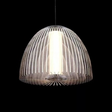 נורדי תליון אורות Lamparas דה Techo Colgante Moderna ברק מעצב מנורת LED מנורות Suspendus דקור Luces Colgantes