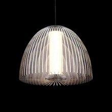 Lampe suspendue au design nordique moderne, luminaire décoratif d'intérieur