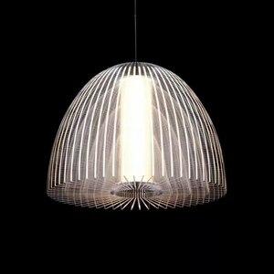 Image 1 - Nordycki wisiorek lampa Lamparas De Techo Colgante Moderna Lustre projektant lampa LED oprawy Suspendus Decor Luces Colgantes