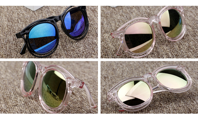 1pcs 2019 Newly Infant Kids Baby Girls Boys Summer Sunglasses Solid Frame Goggles Toddler Kid Eyeglasses