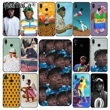 MaiYaCa Tyler The Creator meme Phone Case for Xiaomi Redmi4X 6A S2 Go Redmi 5 5Plus Note4 Note5 7 Note6Pro(China)