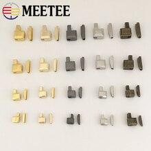 Zipper-Slider Replacement-Kits Socket-Repair-Insert-Box Open-End Nylon Metal Resin 3