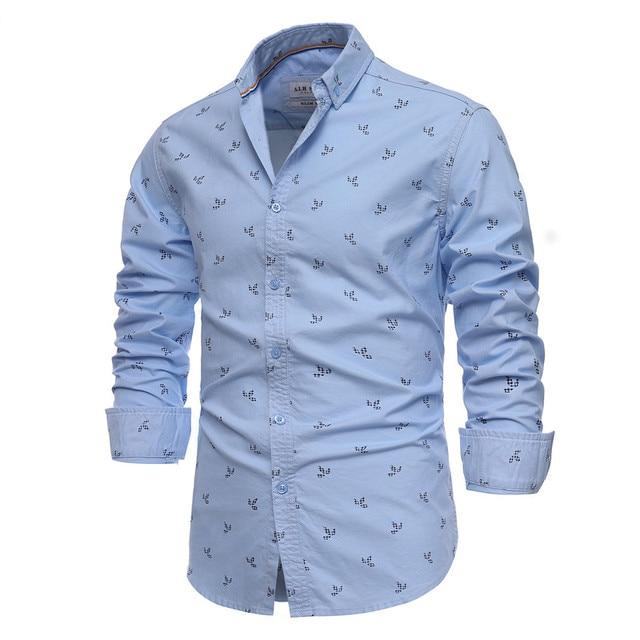 Men's Casual Oxford Shirt