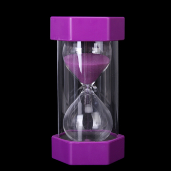 1, 2 3, 5, 10, 15, 20, 30, 60 Minutes Large Sand Timers Hourglass Teaching Tool Colorful Hourglass Sandglass Sand Clock Timers фото