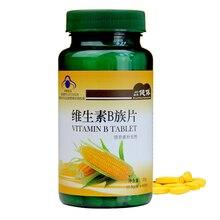 1 бутылка CFDA Витамины B1 B2 B6 никотиamфолиевая кислота Пантотеновая Кислота Витамин B комплекс таблеток