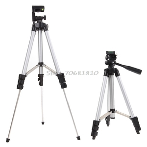 Image 3 - Professional Camera Tripod Stand Holder Mount For iPhone Samsung Cell Phone +Bag