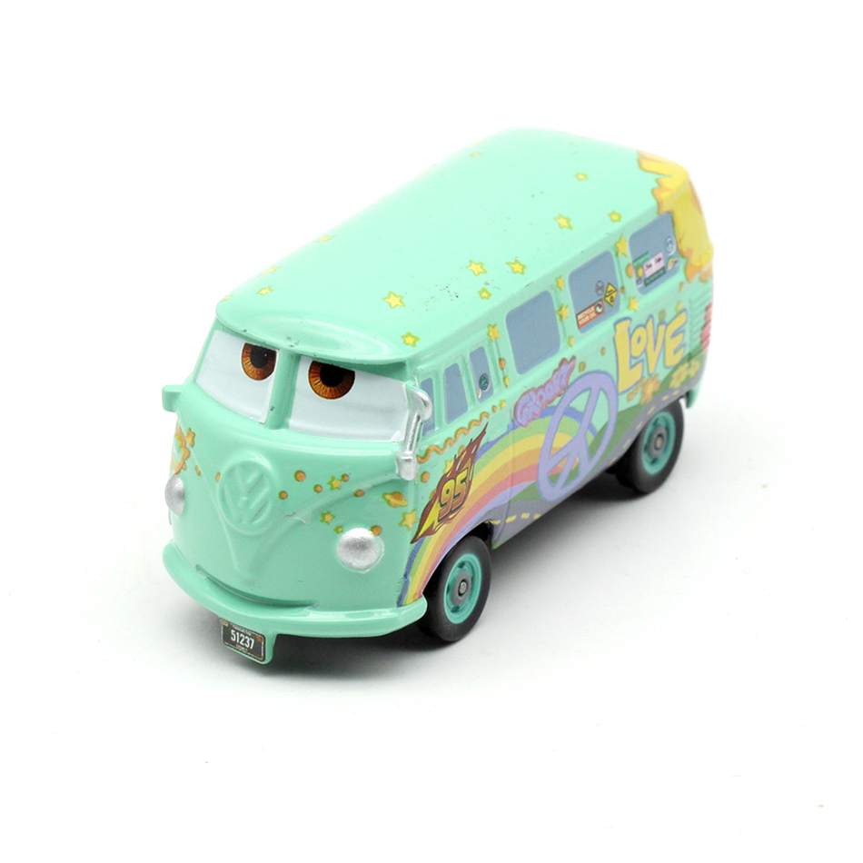 Disney Pixar Cars 2 3 Diecast McQueen Mater Jackson Storm Ramirez 1:55 Diecast Vehicle Metal Alloy Kid Boy Christmas Gift Toys