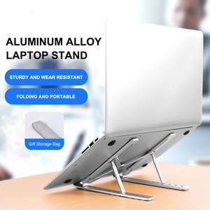 Portable Alloy Laptop Stand No