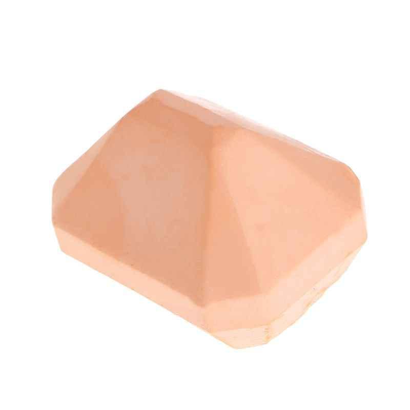5 5 יח'\סט לחיות מחמד אבן סידן שיניים שחיקה אוגר סנאי צ 'ינצ' ילה גינאה חזיר מוצרי צעצועי צורה גיאומטרית קטן חיות מחמד