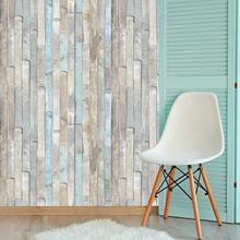 Decorazioni per la casa 3D PVC adesivi murali venature del legno carta da parati in pietra mattone carta da parati autoadesiva soggiorno camera da letto cucina decorazione