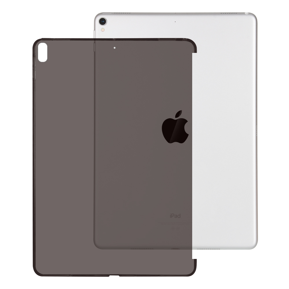 Case For IPad 7th Generation 10.2 Inch 2019, Ultra Slim Transparent Back Shell Soft Clear Cover For IPad 10.2 7th 2019 Case