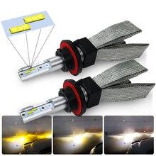 3000k 4300k 6000k светодиодный h7 автомобильный светильник h4