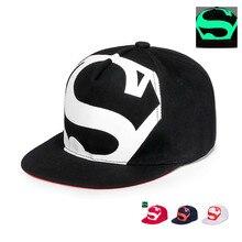 Новая модная флуоресцентная бейсболка для женщин и мужчин, бейсболка s, светящаяся Спортивная Кепка, хип-хоп шапка, кепка, Прямая поставка