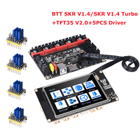 BIGTREETECH SKR V1.4 32 Bit Controll Board SKR V1.4 Turbo With TFT35 V2.0 Touch Screen TMC2208 TMC2209 Stepper Motor Driver|3D Printer Parts & Accessories| |  -