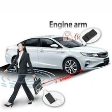 Engine-Lock Car for DC 12V Vehicles RF Alarm-Inmoviliza RFID Strong-Compatibility W/circuit-Cut