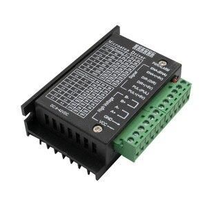 Image 2 - 4 ציר ערכת cnc Nema 23 2.5N 100mm מנוע צעד TB6600 DM542 dm556 נהג + USB mach3 בקר כרטיס כבל + 350W אספקת חשמל