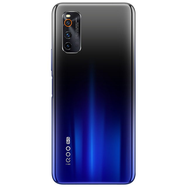 Vivo iQOO Neo 3 Smartphone 8GB 128GB Snapdragon 865 48.0MP 44W Dash Charging NFC 144Hz Screen Refresh Rate Cellphone Electronics Mobile Phones