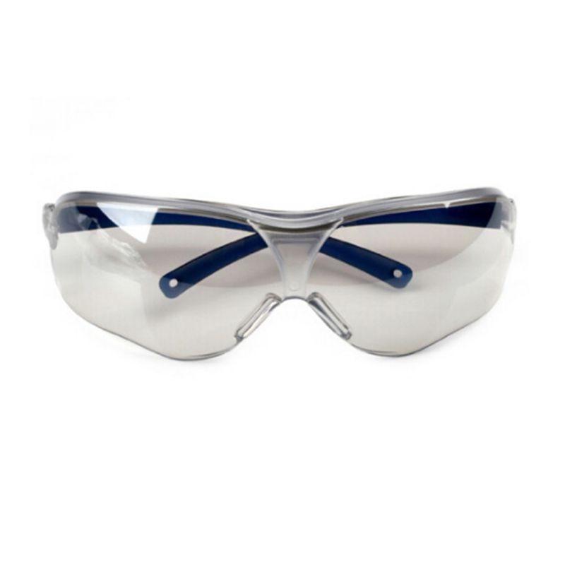 Super New 10436 PC Lens Safety Glasses Goggles Anti-shock Anti-splash Windproof Anti-UV Protective Glasses Working Glasses
