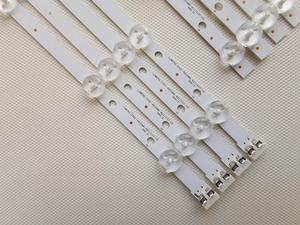 Image 3 - 8 PCS/set New LED Strip For Sam sung UE46H5373 UE46H6203 UN46FH6030F D3GE 460SMA R2 D3GE 460SMB R1 2013SVS46 3228N1