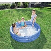 Детский бассейн 152х30см Bestway 51026 BW 282л, синий