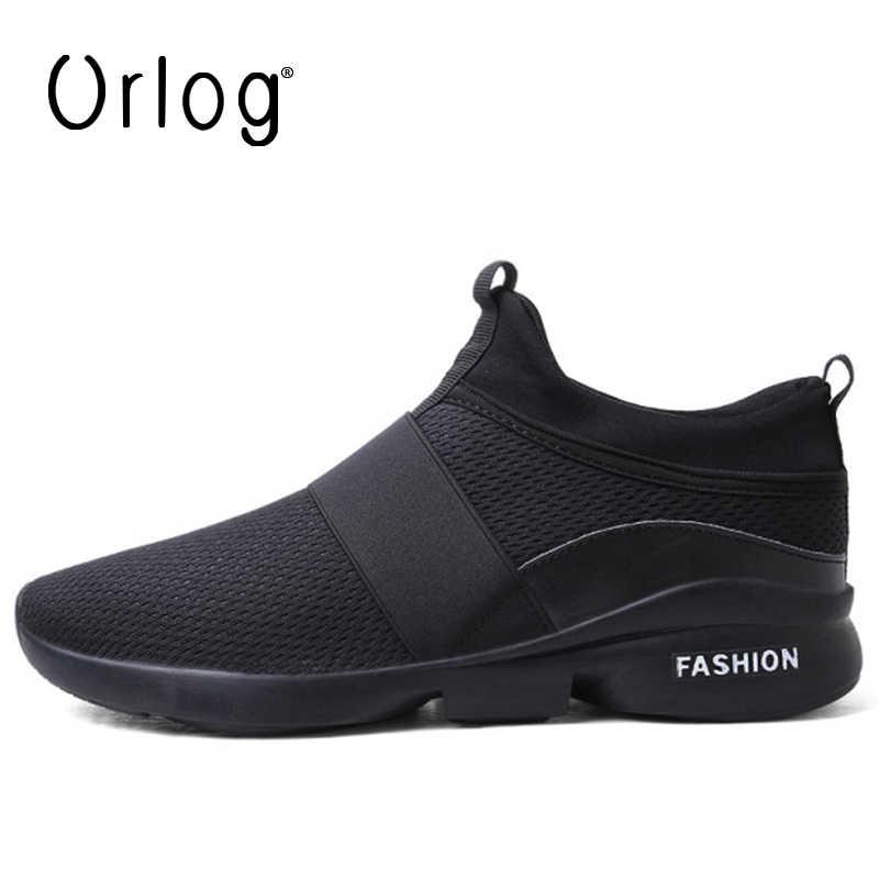 Zomer Sneakers Ademende Mannen Schoenen Mesh Fly Knit Mannen Casual Schoenen Lichtgewicht Lopen Comfortabel Trainer Rode Hoge Kwaliteit